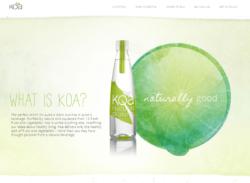 Exemple web pagina unica- koa